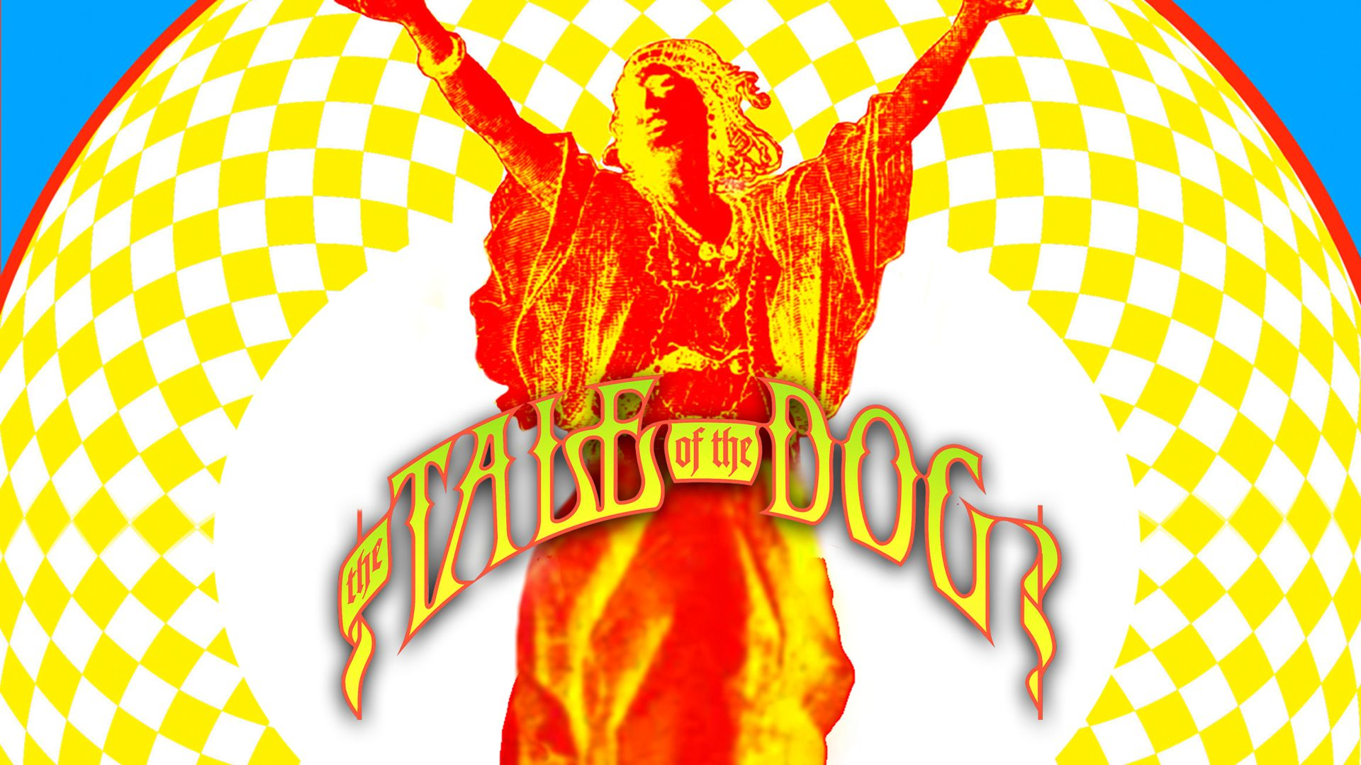 Film poster of The Tale of the Dog